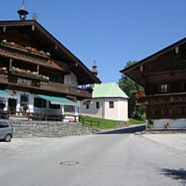 Route 225: Kelchsau, Kurzer Grund