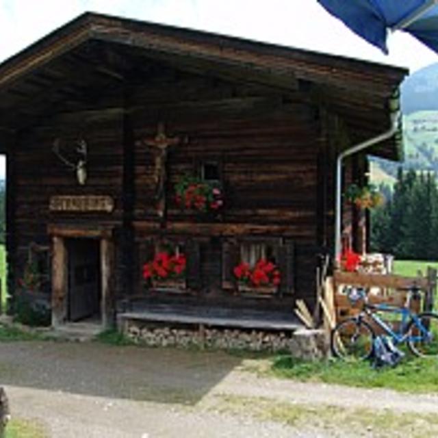 Käsealm Straubing - Rad- und Mountainbiketour
