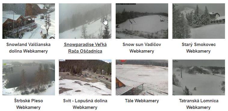 Prichádza zima a sneh  Na Orave napadne až 40 cm snehu a navyše ... 2c05a96275c