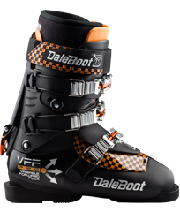DaleBoot VFF Pro ski boot
