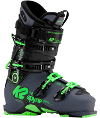 K2 Spyne 120 Heat ski boot