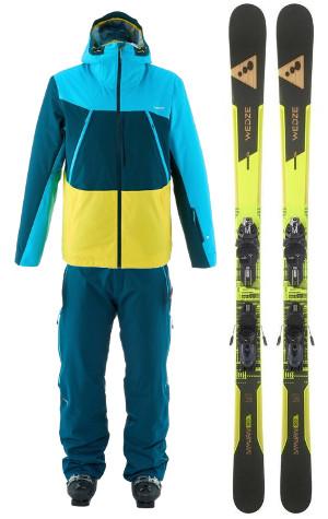 Vous Vous Wed'ze Cet Cet La Hiver Tête De Aux Skis Équipe xppgZ5qw