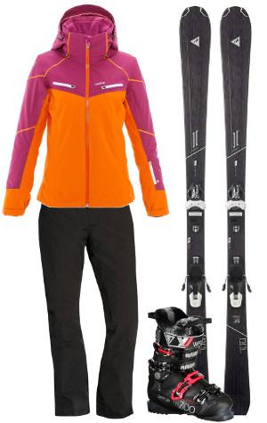 Equipement de ski de piste Wed'ze