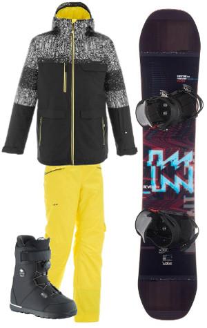Equipement de snowboard Wed'ze