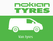 van winter tyres