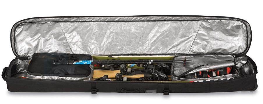 Dakine Boundary Ski Roller Bag