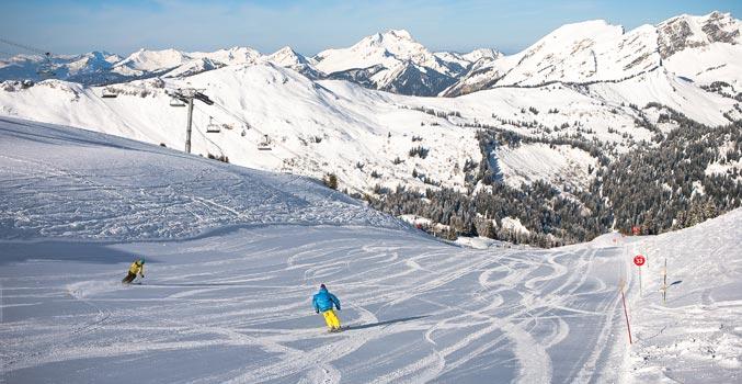 Perfektná lyžovačka vo francúzskom Chamonix