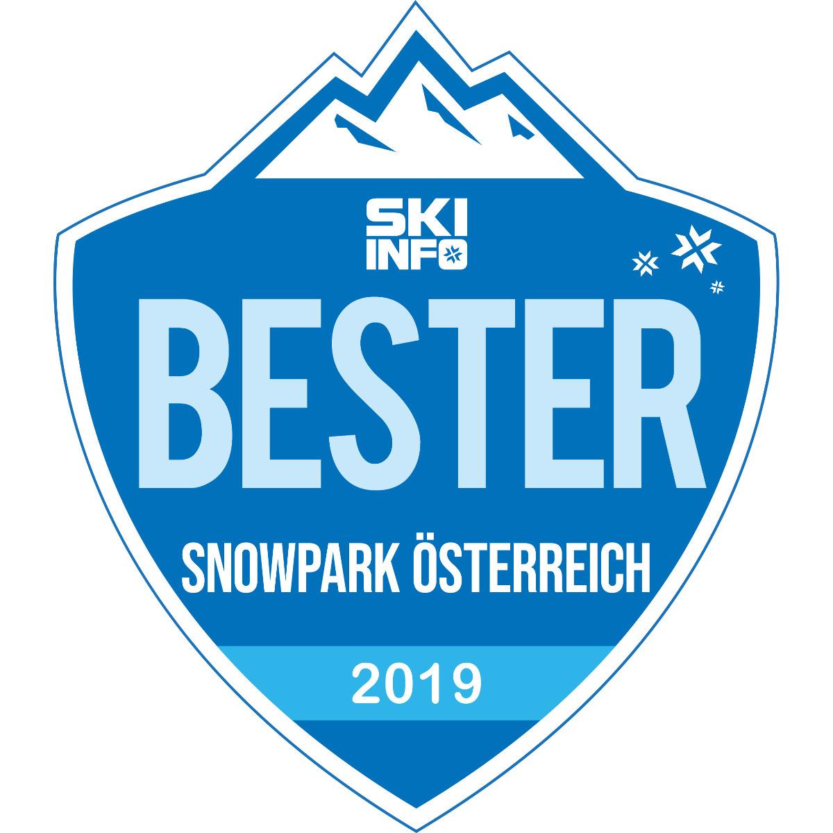 Bester Snowpark in Österreich 2018/2019