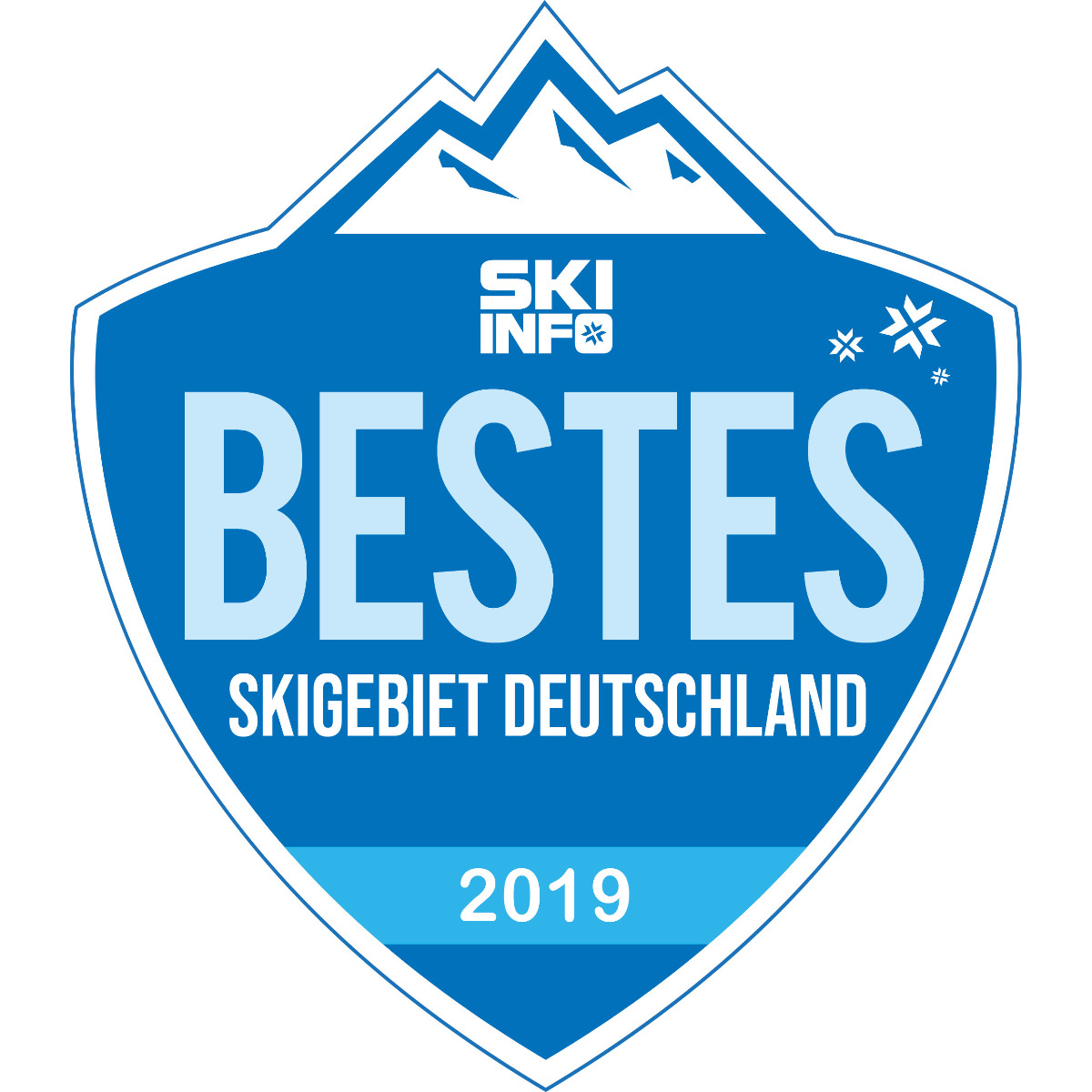 Bestes Skigebiet in Deutschland 2018/2019