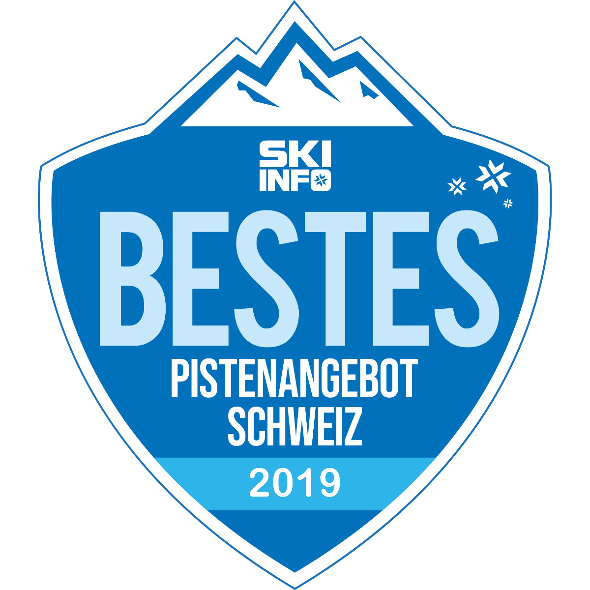Bestes Pistenangebot Schweiz 2018/2019