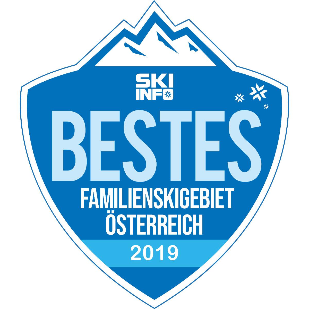 Bestes Familienskigebiet in Österreich 2018/2019
