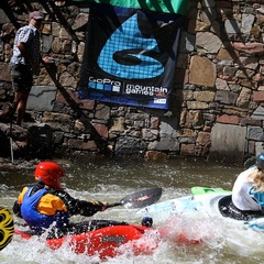 Gore Creek Kayaking Vail Mountain Games