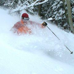 Durango Mountain skier