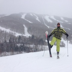 Mont Tremblant is the best on east coast!