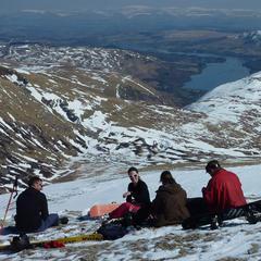 Raise Tow, Lake District, England - ©Lake District Ski Club