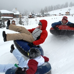 Schweitzer tubing