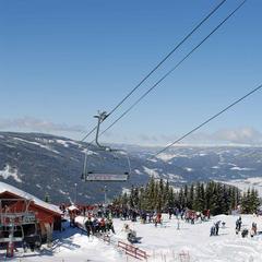 Lillehammer, Norway lift