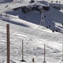 Les pistes mythiques d'Alpe d'Huez grand domaine Ski