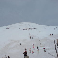 Skigebiet Gassan , Japan - ©Wikimedia/Toto-artist