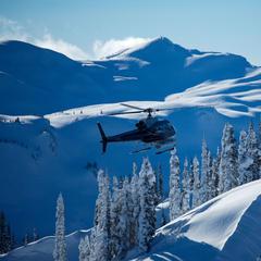 Heli-Skiing in den Rockies - ©Club Reisen Stumböck /Selkirk Tangiers