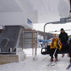 Shawnee Mountain opened for the season on November 29.
