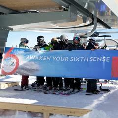 Breck Peak 6 opening day - ©Breckenridge