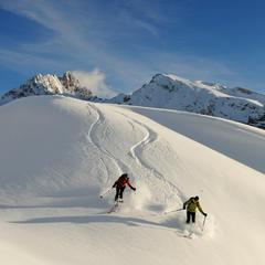 Lyžovačka v prachovom snehu - Hochpustertal - ©Norbert Eisele-Hein