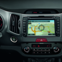Kia Sportage 4x4 Rebel - navigatore integrato - ©Kia Motors Company Italy