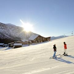 Beste Schneebedingungen - ©Voss Fjellandsby/Myrkdalen
