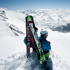 Ghiacciaio Stubai - ©Tourismusverband Stubai Tirol