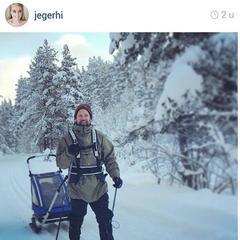 Alle som la ut et bilde på Instagram med emneknaggene #fjellsportfestivalen og #skiinfo var med i trekningen av festivalpass til Fjellsportfestivalen i Sogndal, 19-22 februar 2015.  - ©@jegerhi