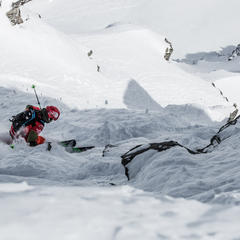 Swatch Freeride World Tour 2015 by the North Face