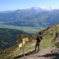 Wandertipp der Woche: Pinzgauer Spaziergang - ©Zell am See