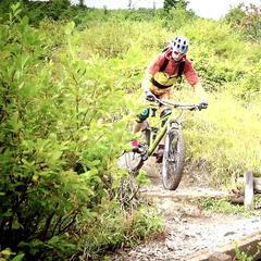 Mountainbike Fahrtechnik an Steilstufen - ©www.youtube.com