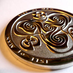 Geocoin Isle of Man - ©FlickR / RevDanCatt