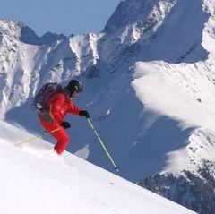 Fiss skier - ©Fiss Tourism