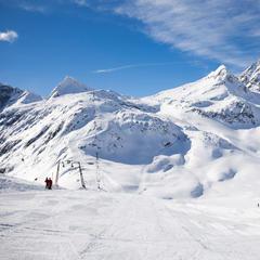 Auf dem Weg zum Gipfel in der Weißsee Gletscherwelt - ©Sochor