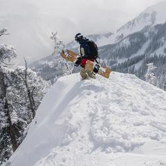 Steep skiing in Taos - ©Grayson Schaffer