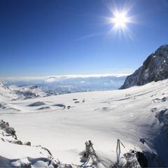 Sommerskigebiete: Dachstein, Österreich