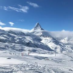 Matterhorn - Zermatt. De holder åpent året rundt. - ©Zermatt / facebook