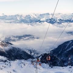 Skigebiete rund um den Salzburger Flughafen: Per Linienflug auf die Pisten - ©Kitzsteinhorn - Kaprun / facebook