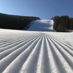 6 míst v Čechách, kde se v dubnu ještě lyžuje - ©facebook Skiareál Špindlerův Mlýn