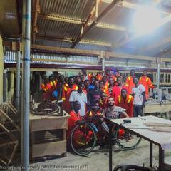 Mit einem Bambusrad durch Westafrika - ©www.pd-f.de | my Boo | Patrick-Martin Schröder
