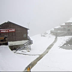 Webcam aus Engelberg am Morgen des 10.9.2017