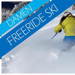 Damen Freeride Ski Test 2017/2018 - ©Skiinfo / OnTheSnow / Realskiers.com