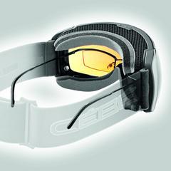 3abb74182d19d Spécialement créé pour les porteurs de lunettes ➽ Écran sphérique ➽ Écran  magnétique ➽ Double écran ➽ Large champ de vision ➽ Traitement anti-buée