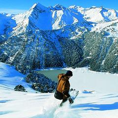 Point neige dans les Pyrénées (10/01/2013)