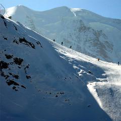 - ©Bergbahnen ENGADIN St. Moritz