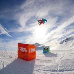 Snowpark Moreboard Stubai ZOO - ein Highlight im Stubaital - ©www.stubai.at