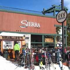Ticket office, Sierra-at-Tahoe, CA